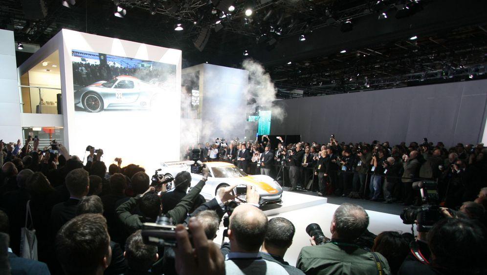 Porsche 918 RSR: Technologieträger und Hingucker