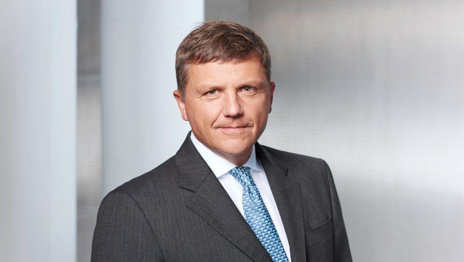 """Dialysetochter FMC enttäuscht: Fresenius-Chef Stephan Sturm hatte sich für das neue Geschäftsjahr """"bessere Ergebnisse"""" zum Ziel gesetzt"""