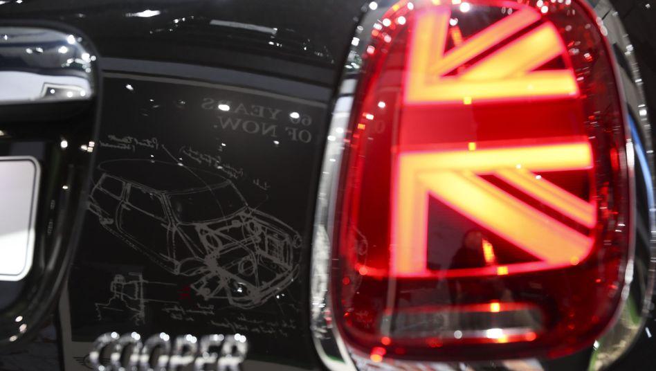 Produziert in Großbritannien: So mancher Hersteller bricht die Zelte auf der Insel ab oder verlagert zumindest Teile der Produktion. Ein Brexit ohne Vertrag würde durch neue Zölle schlagartig Autos aus Großbritannien Insel verteuern und ihre Chancen auf dem europäischen Markt empfindlich senken