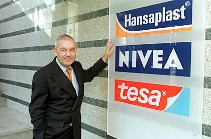 Fels in der Brandung: Beiersdorf-Chef Kunisch