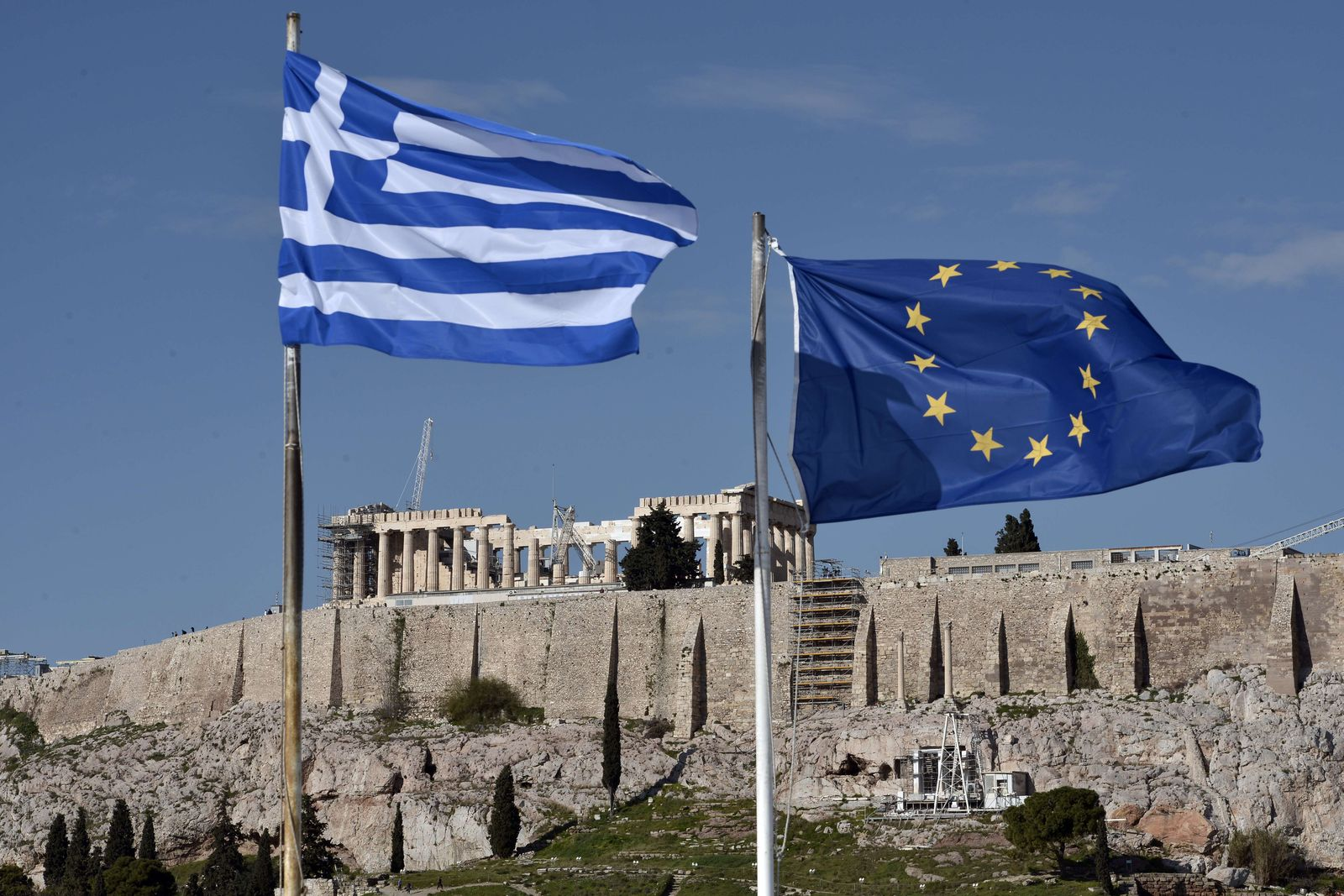 Griechenland/ EU