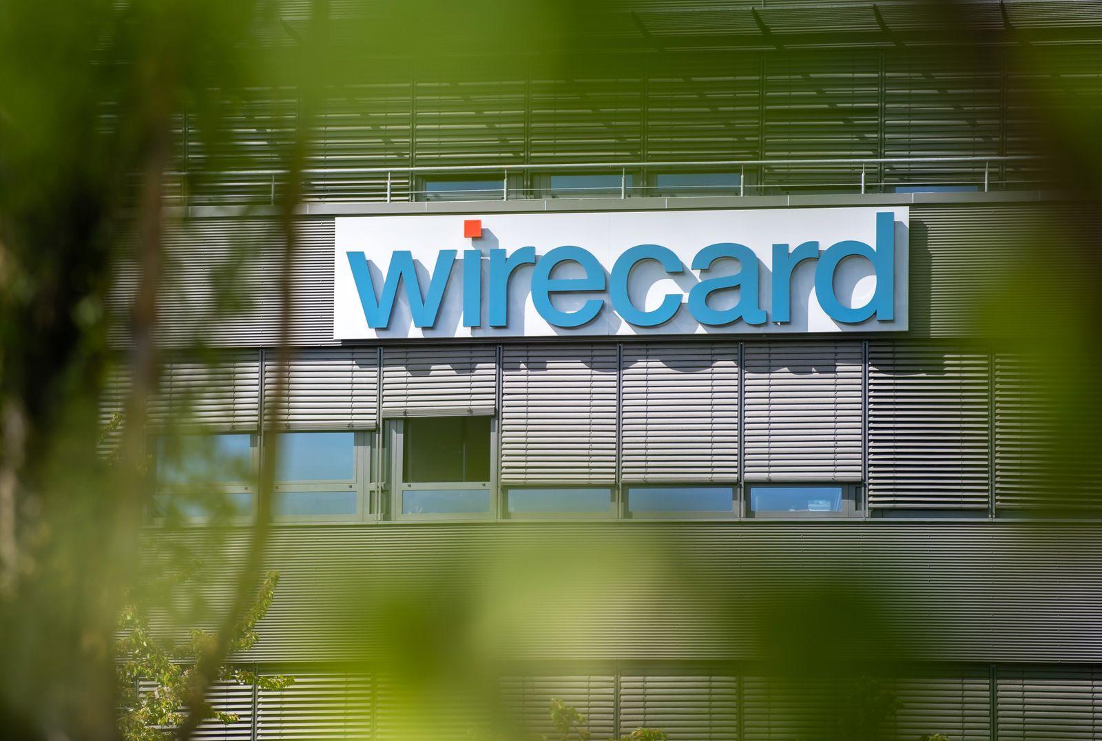 Bezahldienstleister Wirecard - Bilanz-Pk