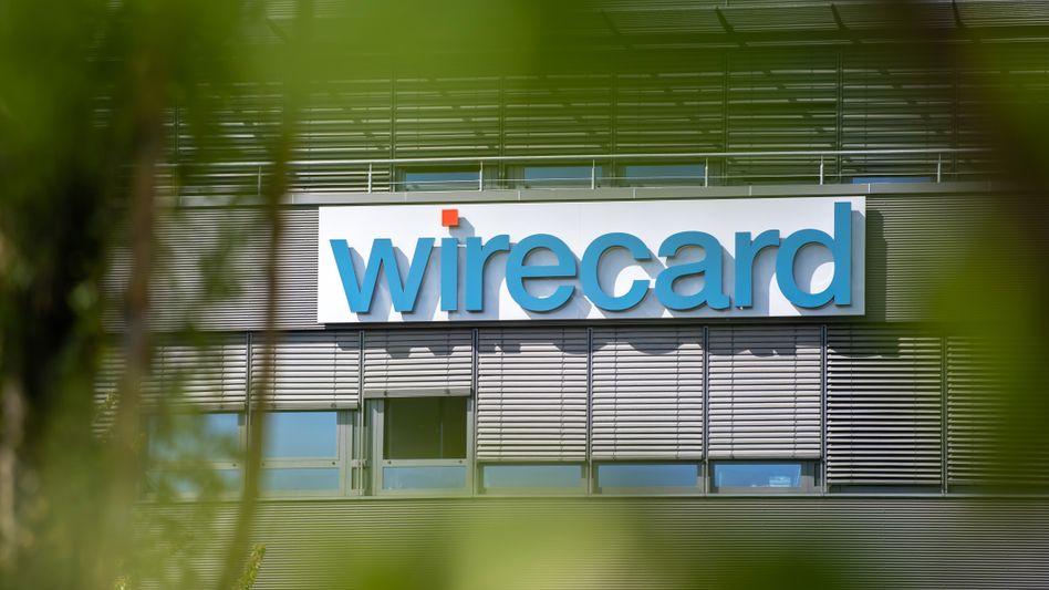 Erneuter Besuch durch Ermittler: Die Wirecard-Zentrale bei München
