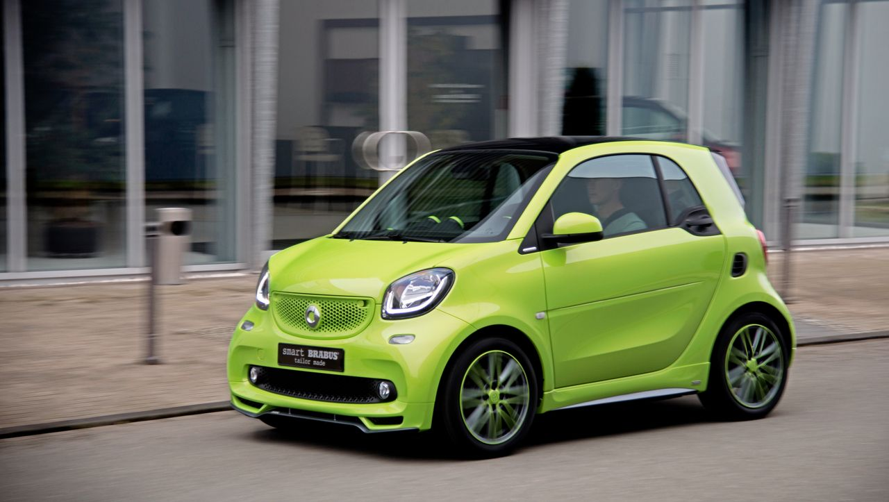 Smart Fortwo Turbo im Test - manager magazin