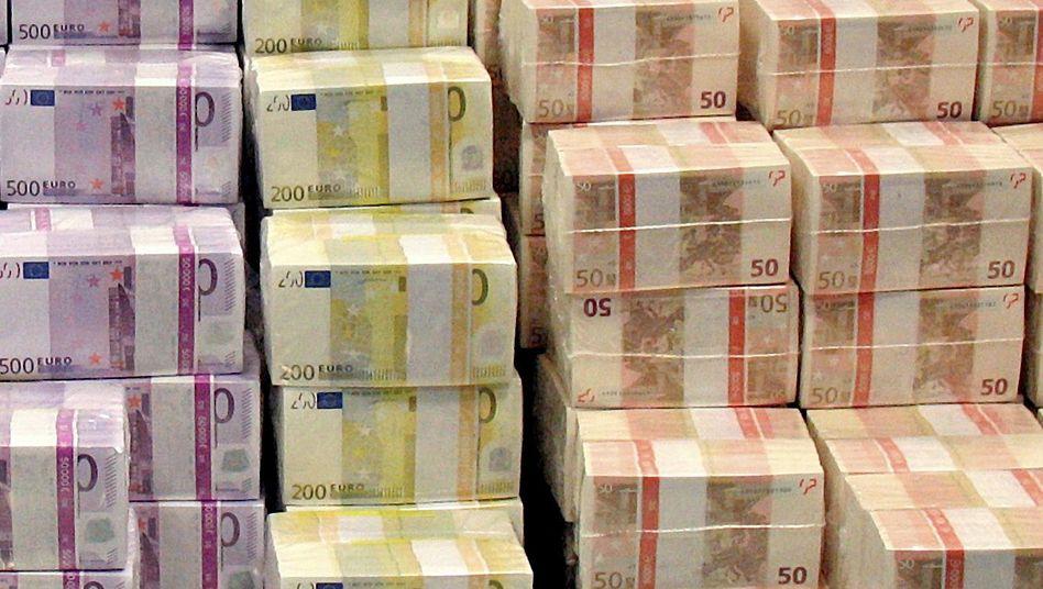 Höhere Steuereinnahmen: Gute Konjunktur schönt Deutschlands Kassenlage
