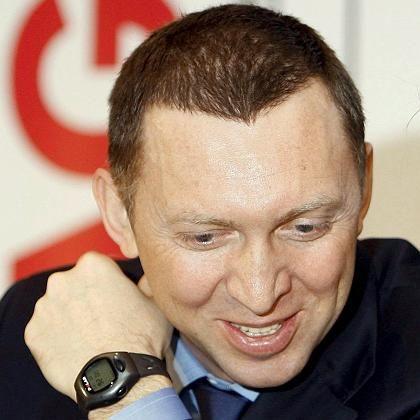 Vermögen in einem Jahr fast verdoppelt: Putin-Vertrauter Deripaska