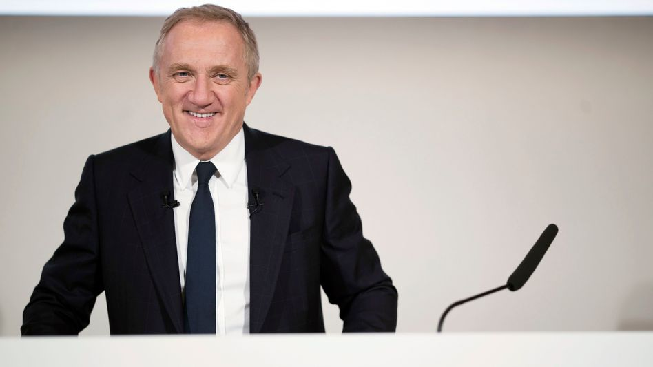 Francois-Henri Pinault: Der Kering-Chef und Puma-Aktionär gibt weitere Anteile des Sportartikelherstellers ab