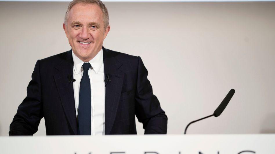 Kering-Chef und Puma-Großaktionär François-Henri Pinault