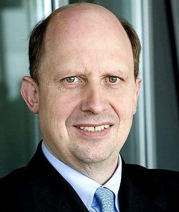 """BCG-Chef Veith: """"Kein Berater kommt ohne methodisches, zahlenorientiertes Denken aus."""""""
