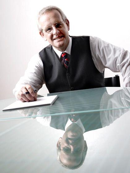 Prophet: Brain-Gründer Holger Zinke predigt Biotech