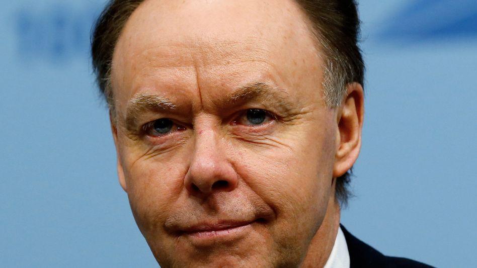 Ian Robertson, Vertriebsvorstand bei BMW