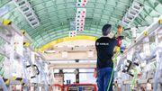 Airbus-Aufseher René Obermann warnt vor Konkurrenz aus China