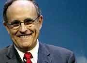Rudolph Giuliani: Lässt seinen Einfluss ab sofort für die Investmentbank Merrill Lynch spielen