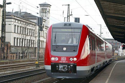 """Deutsche Bahn: """"Eine ausgewogene Kapitalstruktur"""""""