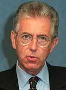 Mario Monti legt sich wieder mit Deutschland an