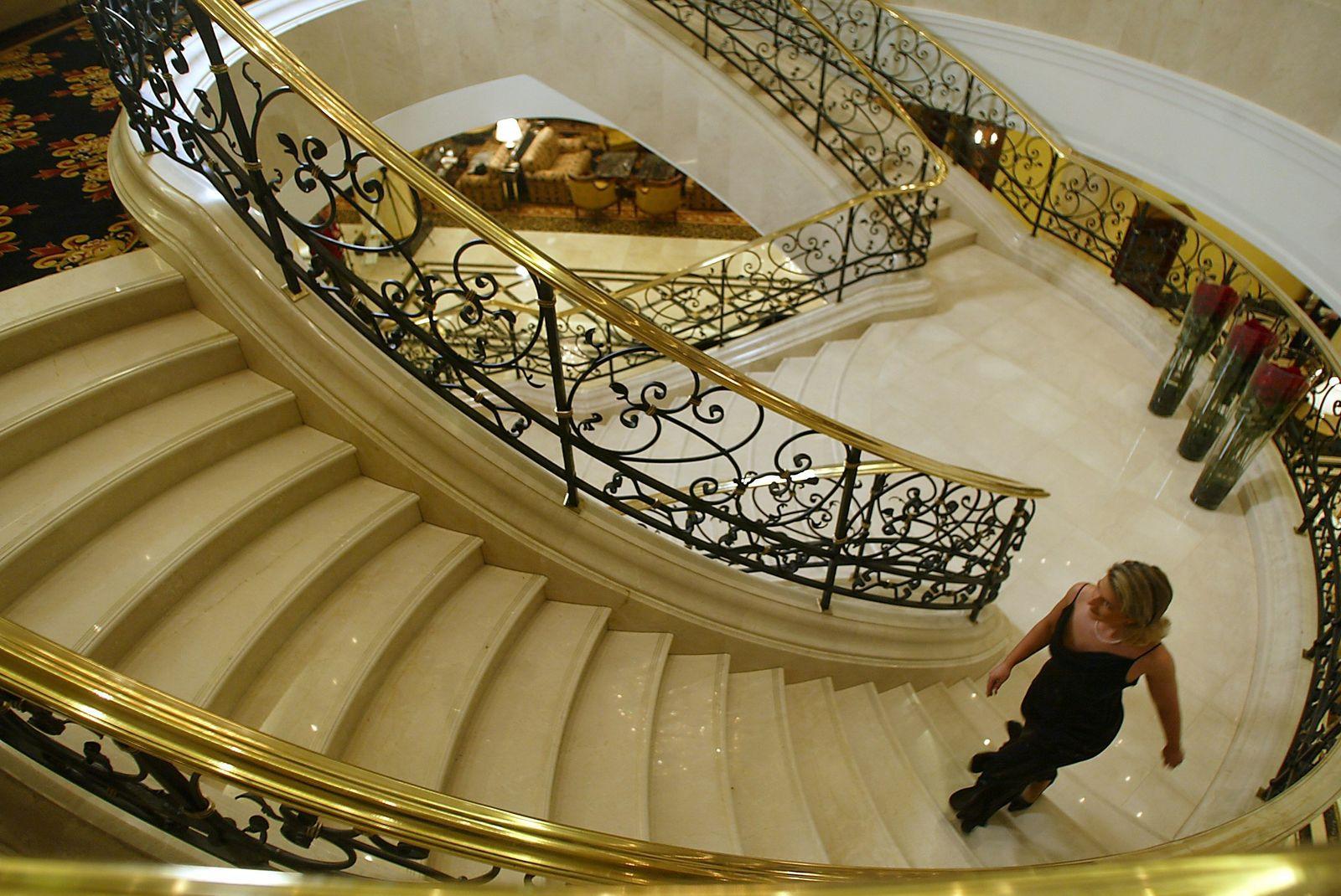 Ritz Carlton Hotel Berlin / Luxushotel