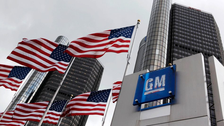 Amerikaner stehen zu GM: General Motors verkaufte im Mai trotz der seit Monaten schlechten Nachrichten wegen millionenfacher Rückrufe 12,6 Prozent mehr Wagen als als im Vorjahr