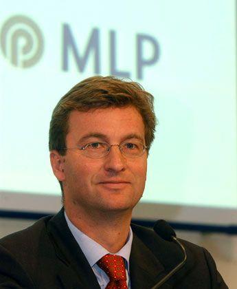 Freut sich über den Neuzugang: MLP-Chef Uwe Schroeder-Wildberg