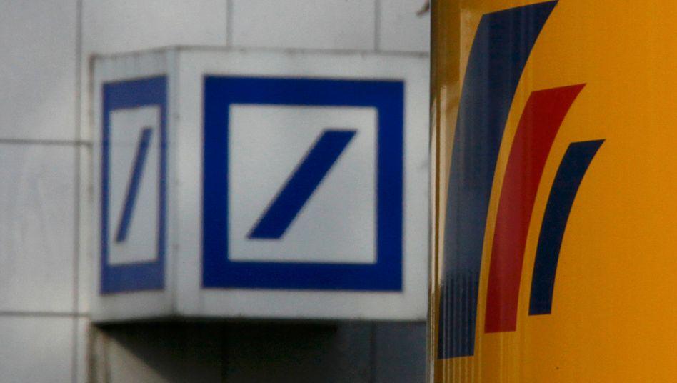 Leider bald geschlossen: Die Deutsche Bank dünnt ihr Filialnetz erheblich aus
