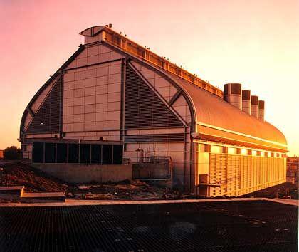 Abwasser Pumpstation Abbey Mills von Thames Water: Milliardengebote für die RWE-Wassersparte