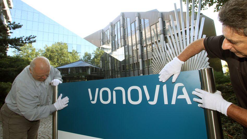 Vermutlich bald im Dax: Vonovia dürfte als erstem Immobilienkonzern der Aufstieg in Deutschlands erste Börsenliga gelingen