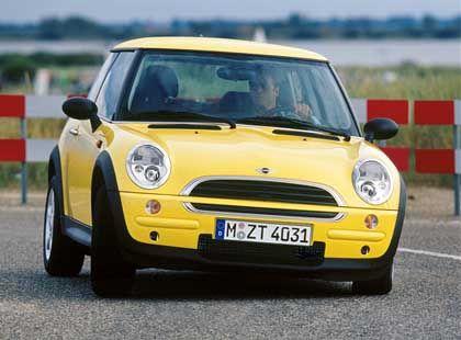 Deutlich weniger in den USA verkauft: Der Mini One D