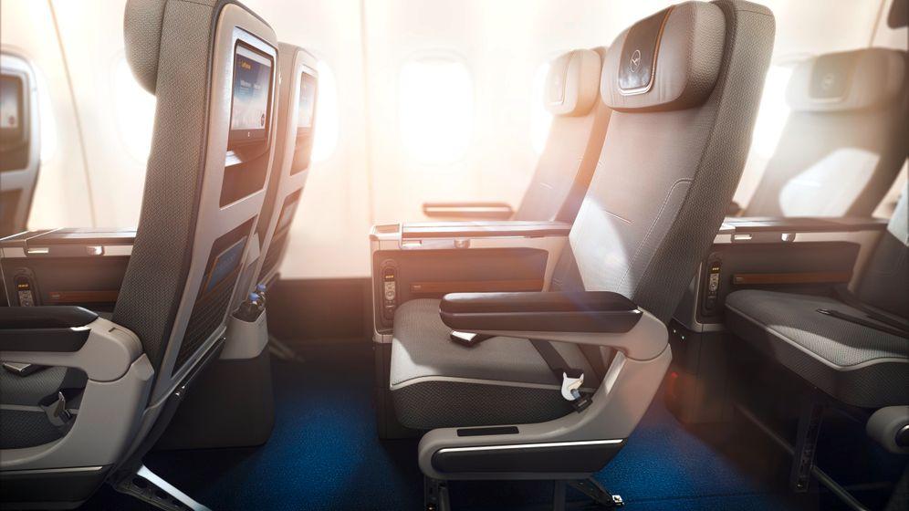 Premium Economy: Das ist Lufthansas neue Edel-Holzklasse