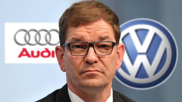 """Audi-Chef Duesmann: """"Ich brauche keinen SUV, fahre keinen"""""""