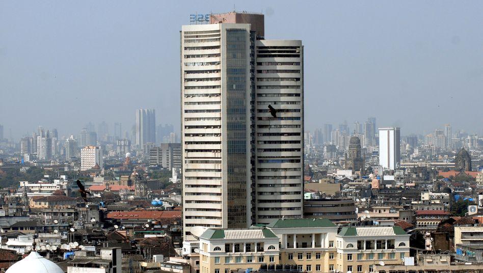 Indiens Finanzzentrum Bombay: Das Wahlergebnis könnte die Börse beflügeln