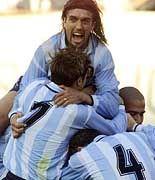 Hoffnungsträger: Kicken sich die Argentinier aus der Wirtschaftskrise?