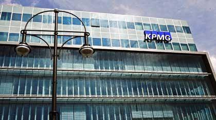 KPMG-Zentrale in Berlin: ICM schon Anfang 2006 durchleuchtet