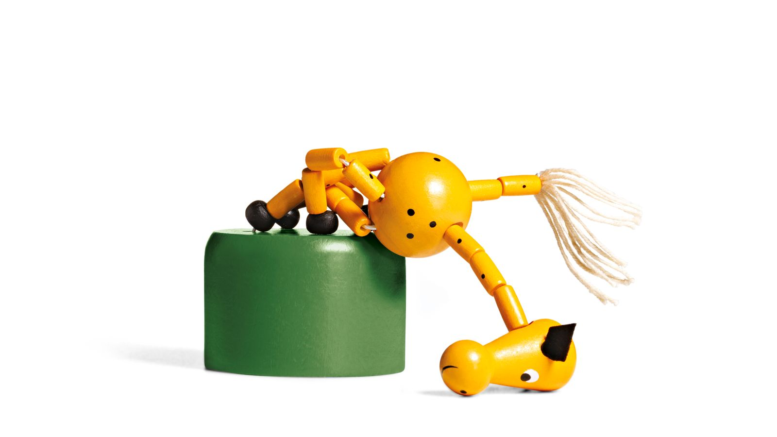 Spielzeuggiraffe