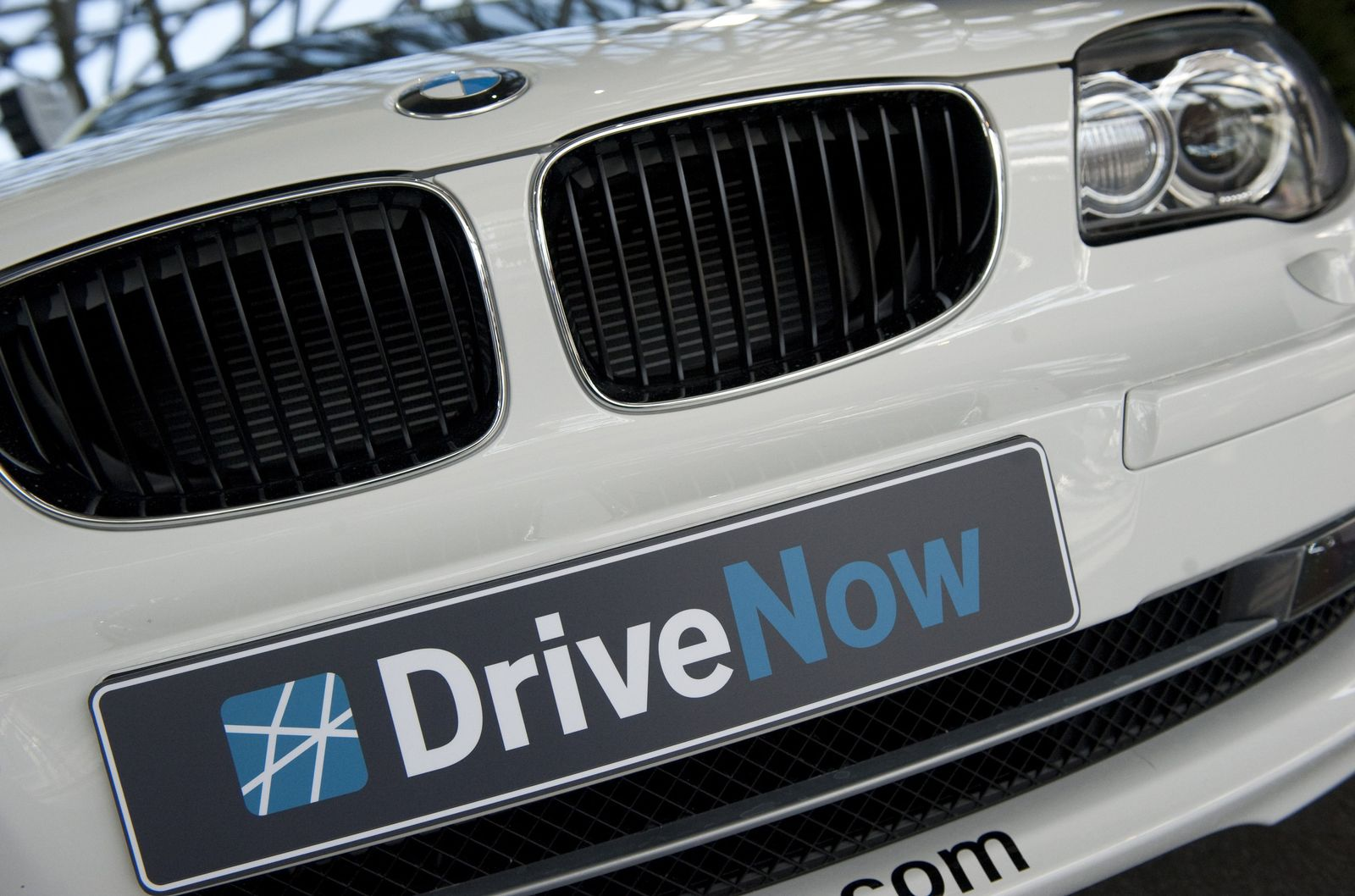 Car-Sharing DriveNow von BMW