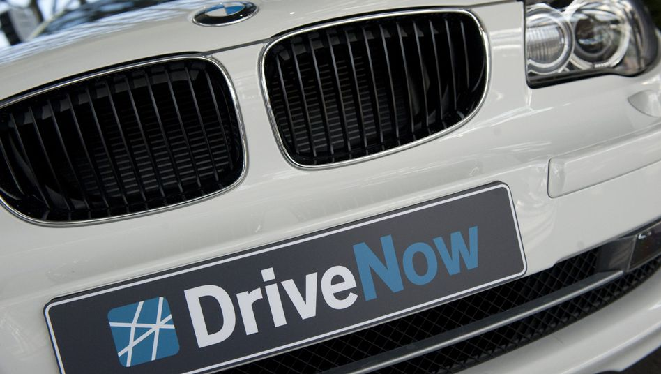 Drivenow: Gemeinsamen Car-Sharing-Angebot von BMW und Sixt