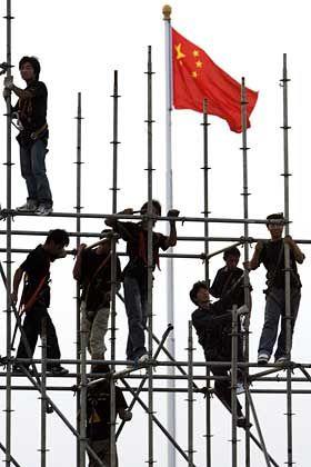 Drittgrößte Volkswirtschaft: Die Konjunktur in China verliert an Schwung