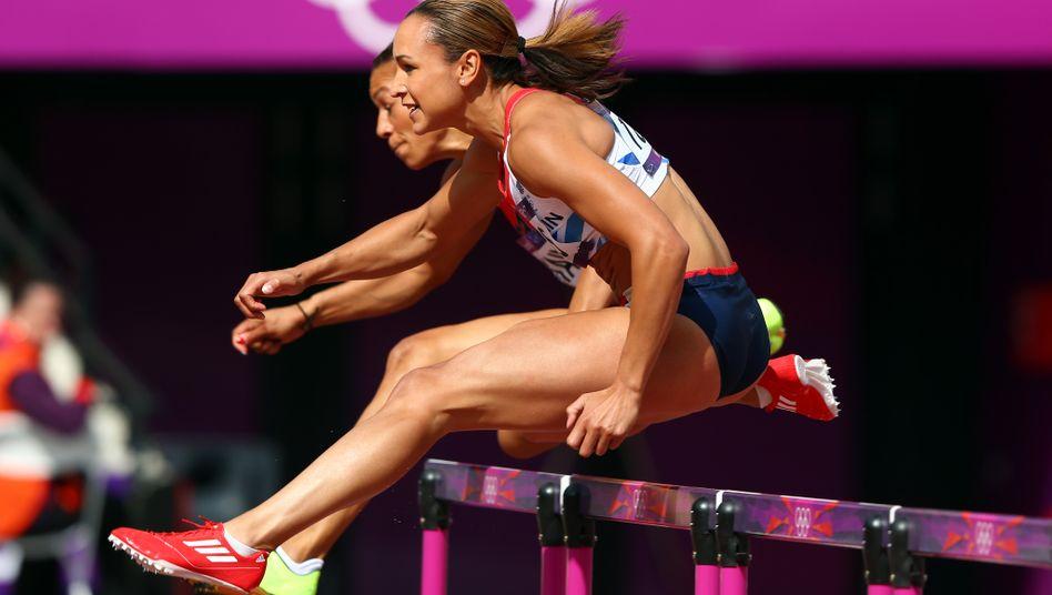 Britische Weltklasse-Leichtathletin Jessica Ennis: Adidas steigt laut einem Bericht als Sponsor beim Leichtathletik-Verband IAAF aus
