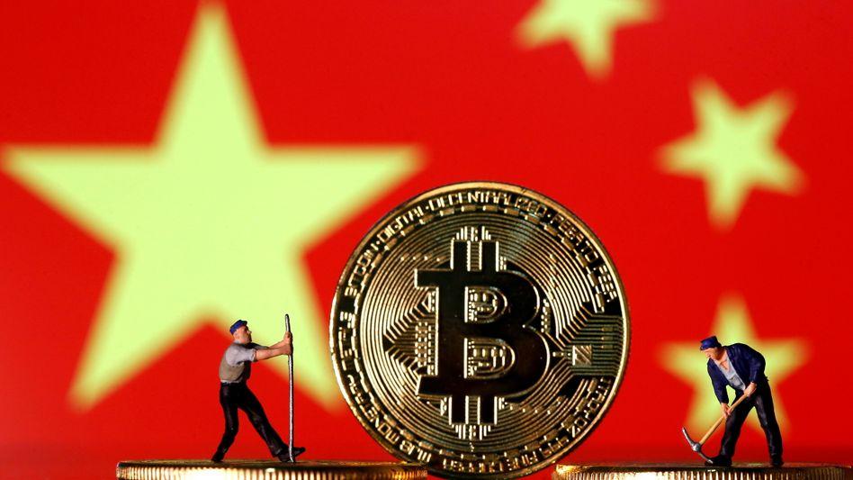 Kursänderung: Die KP in China geht verstärkt gegen Kryptowährungen vor