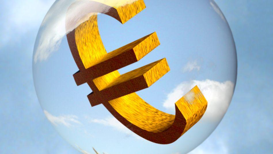Währung in der Krise: Die Schweizer Notenbank gibt die Euro-Bindung des Franken auf. In Zürich brach der Schweizer Index SMI um bis zu 14 Prozent ein
