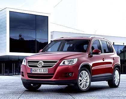 """Spät, aber """"bestens gestartet"""": Der kleine SUV VW Tiguan"""