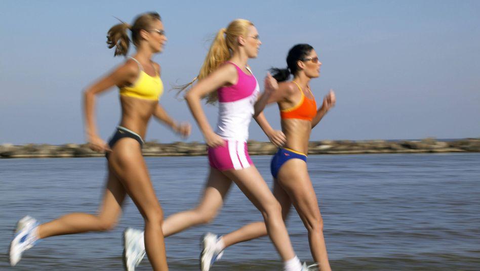 Besser trainieren: Sieben Lauftrends, die Sie sich sparen können - und fünf Tipps, die helfen