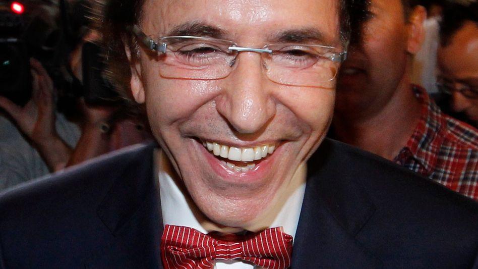 Belgiens Sozialist Elio Di Rupo: Soll die neue Regierung Belgiens führen