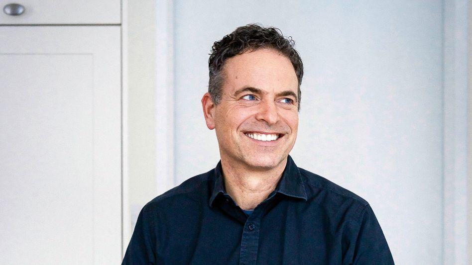 Das Geschäftsmodell von Curevac basiert auf seiner Doktorarbeit: Gründer Ingmar Hoerr.
