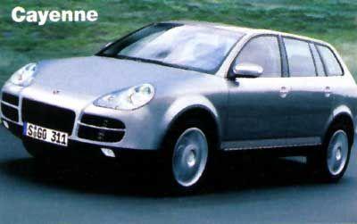 Der Porsche Cayenne ist stark auf den US-Markt zugeschnitten
