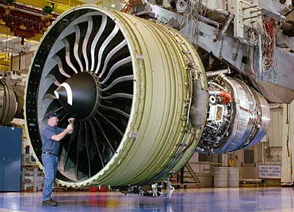 Nicht nur Turbinen: General Electric ist auch im Versicherungs-, Energie- und Mediengeschäft aktiv