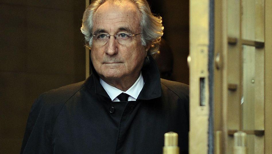 Jahrhundertbetrüger Madoff: Er prellte die anleger um mindestens 65 Milliarden Dollar