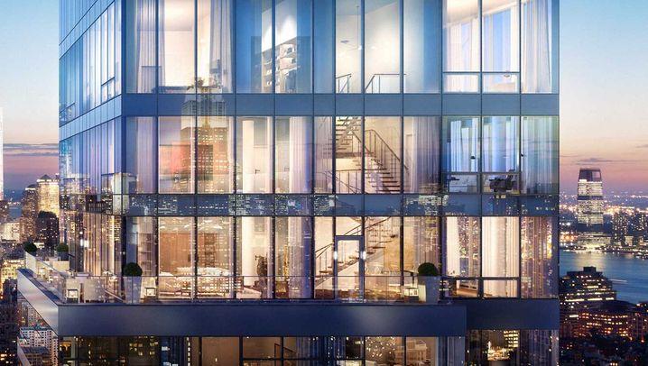 Superwohnung mit Traumblick: Murdochs Offerte in New York