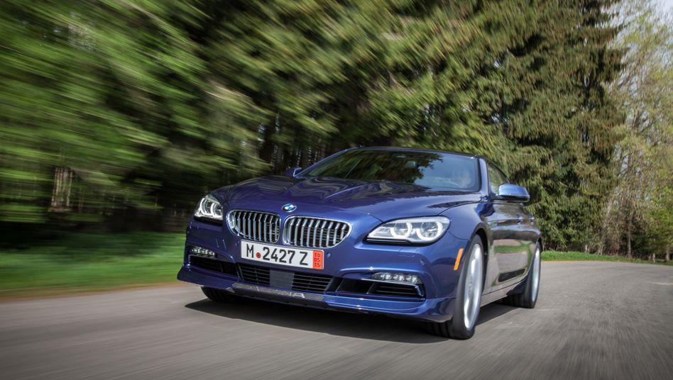 BMW fährt wieder mehr Gewinn ein - und will auch beim Absatz zu Mercedes aufschließen