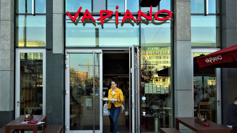 Vapiano SE: Die Restaurantkette steckt tief in den roten Zahlen