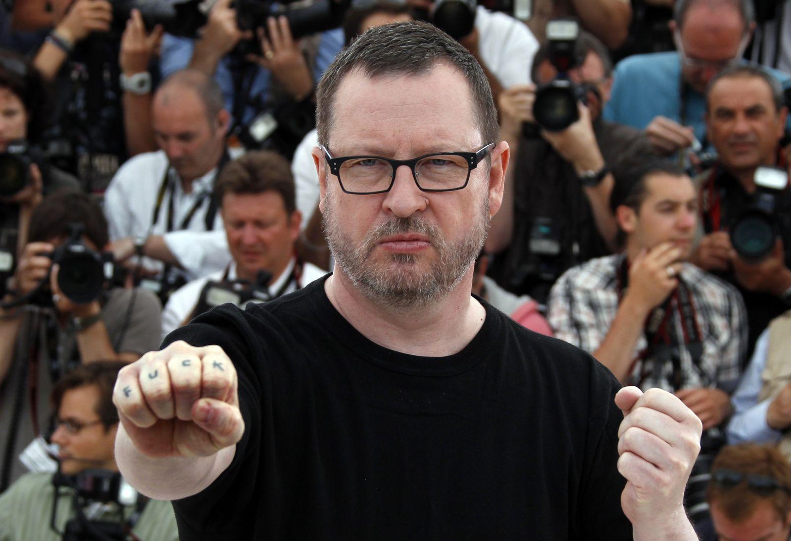Cannes/ Lars von Trier