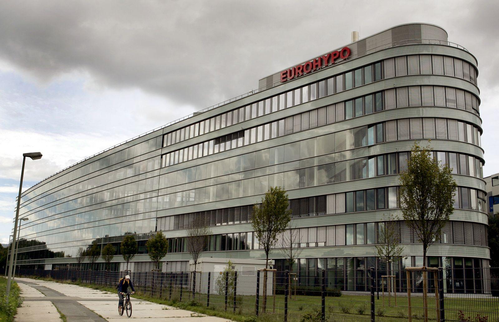 Zentrale der Eurohypo